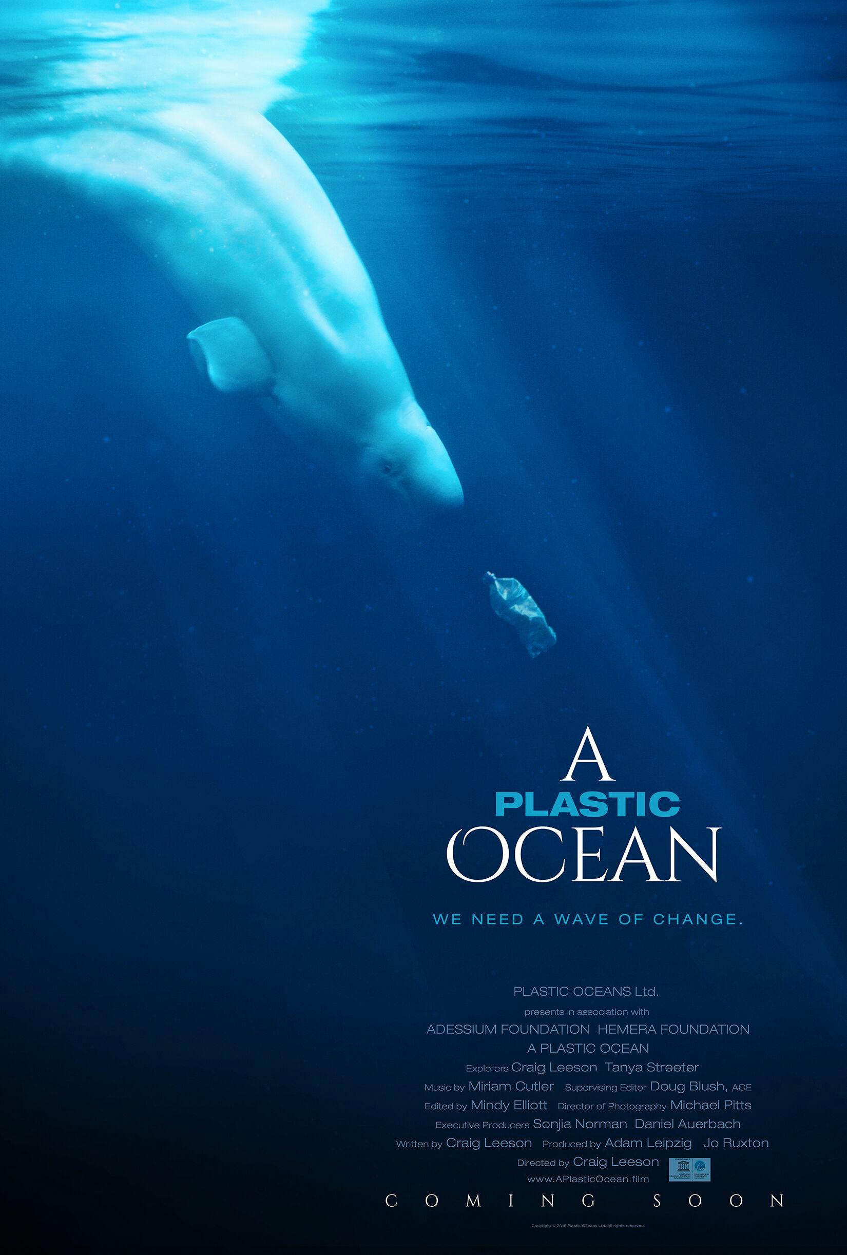 A Plastic Ocean – The Film