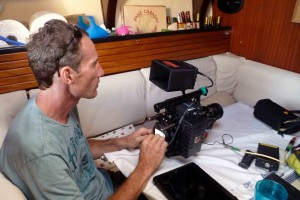 Camera preparation