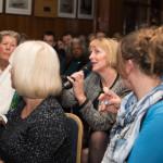 Plastic Ocean Scientific advisor Prof Sue Jobling speak at the launch