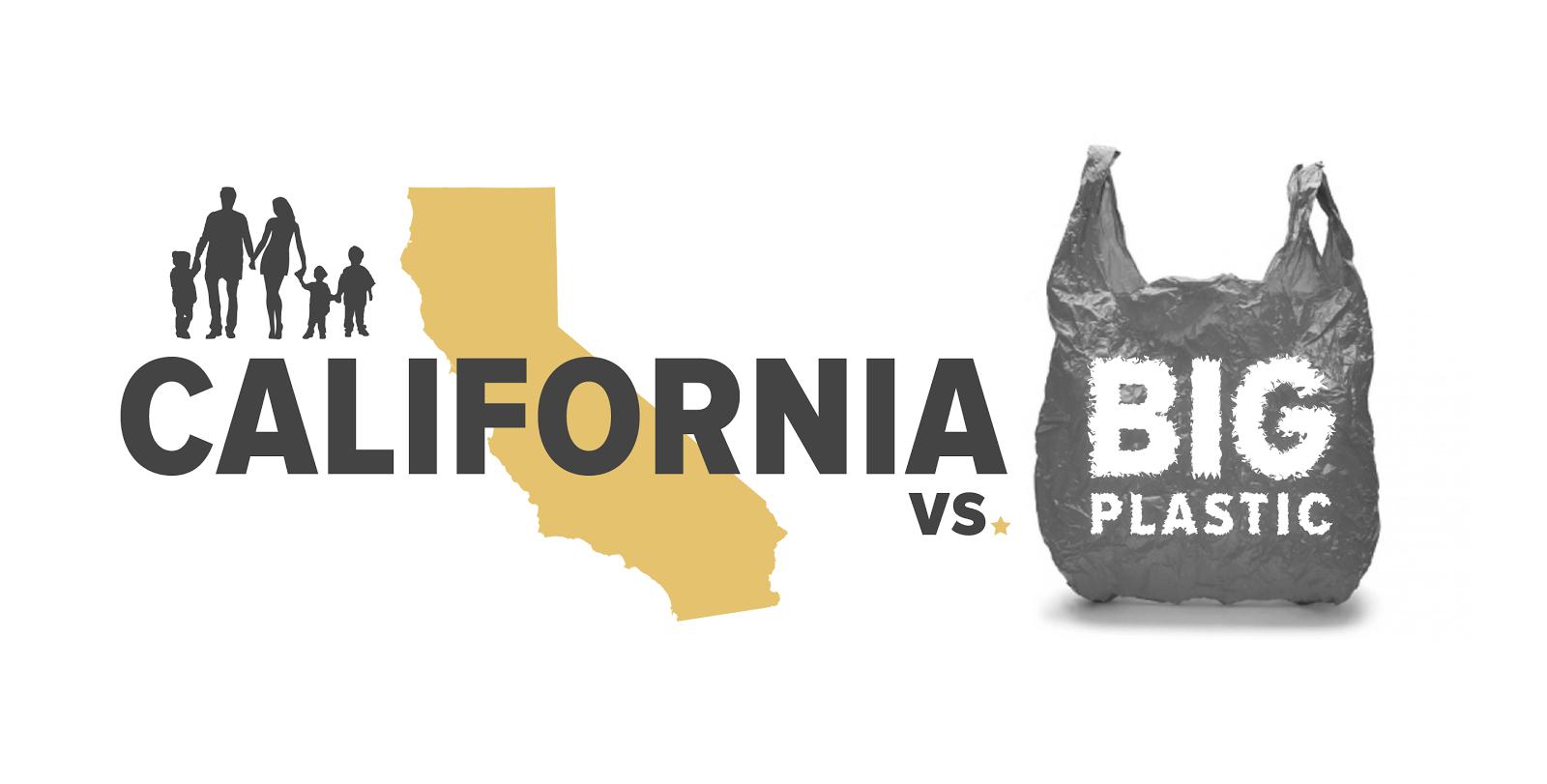 California vs. Big Plastic