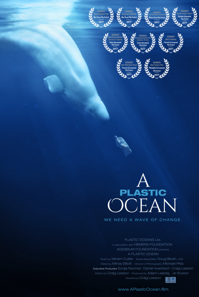 A Plastic Ocean Film Poster