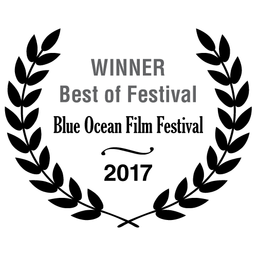 Winner Best of Festival - Blue Ocean Film Festival 2017