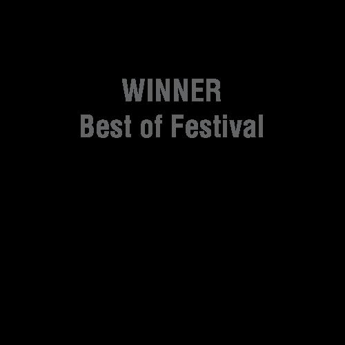 Winner Best of Festival - Blue Ocean Film Festival 2017