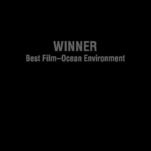 Winner Best Film Ocean Environment - Waimea Ocean Film Festival 2017