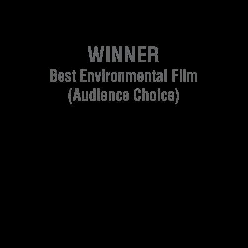 Winner Best Environmental Film Audience Choice - Sedona International Film Festival 2017