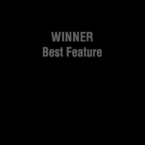 Winner Best Feature - Colorado Environmental Film Festival 2017